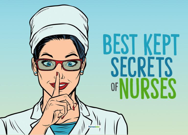 25 Best Kept Secrets of Nurses