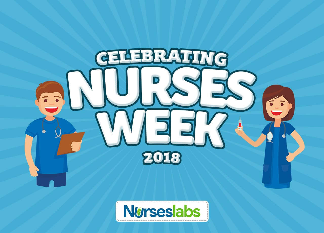 Celebrating Nurses Week 2018