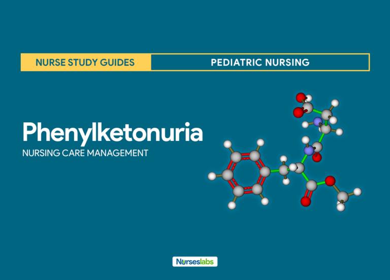 Phenylketonuria Nursing Care Management