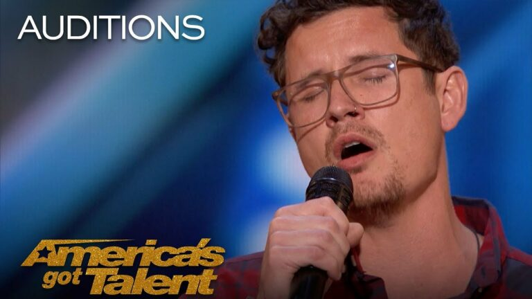 Nurse Michael Ketterer's Touching and Triumphant Performance in America's Got Talent