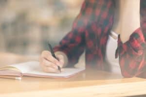 nursing planner and diary for nursing school tips