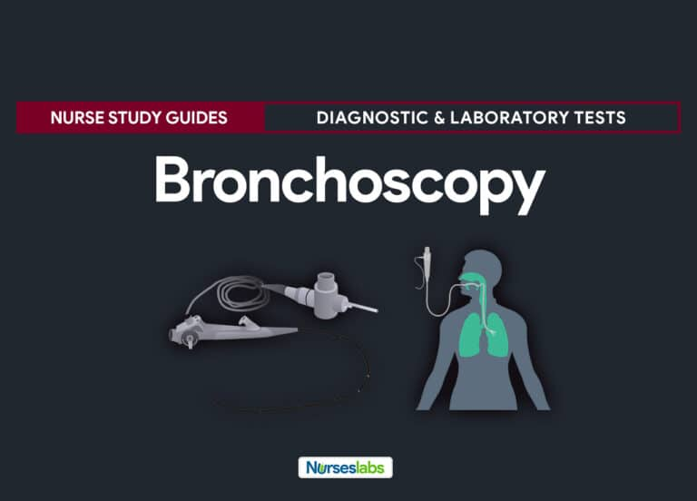 Bronchoscopy Nursing Diagnostics and Procedure Responsibilities