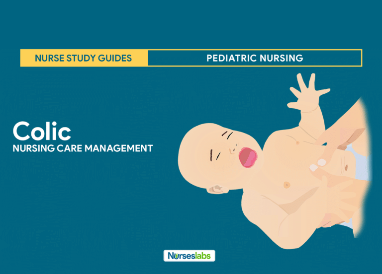 Colic Nursing Care Planning and Management