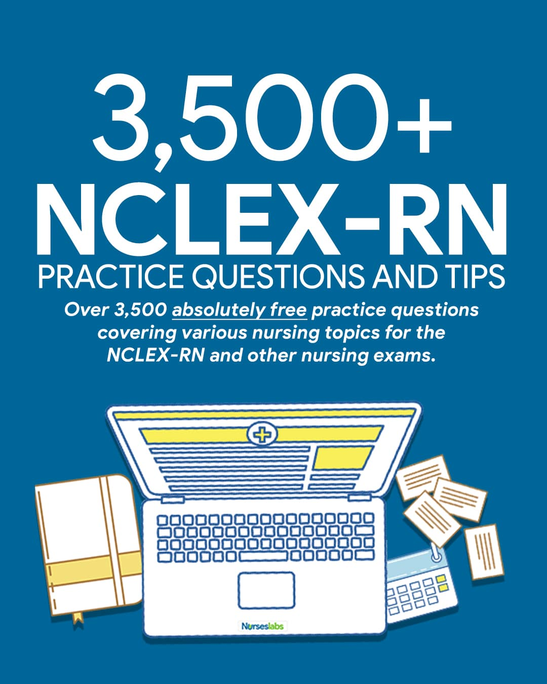 Free NCLEX Practice Questions: Nursing Test Bank Review for 2018-2019