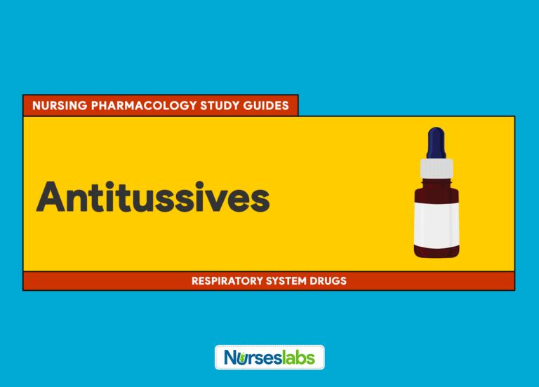 Antitussives Nursing Pharmacology Guide