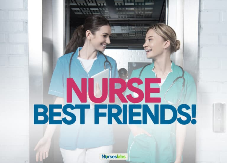 8 Reasons Why Your Nurse Best Friends Are Just the Best!