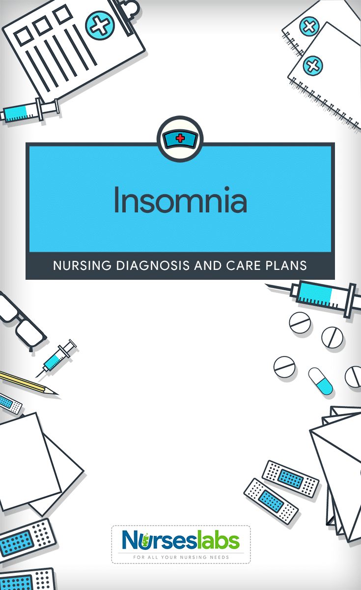 Nursing care planning (NCP) guide for NANDA nursing diagnosis: Insomnia