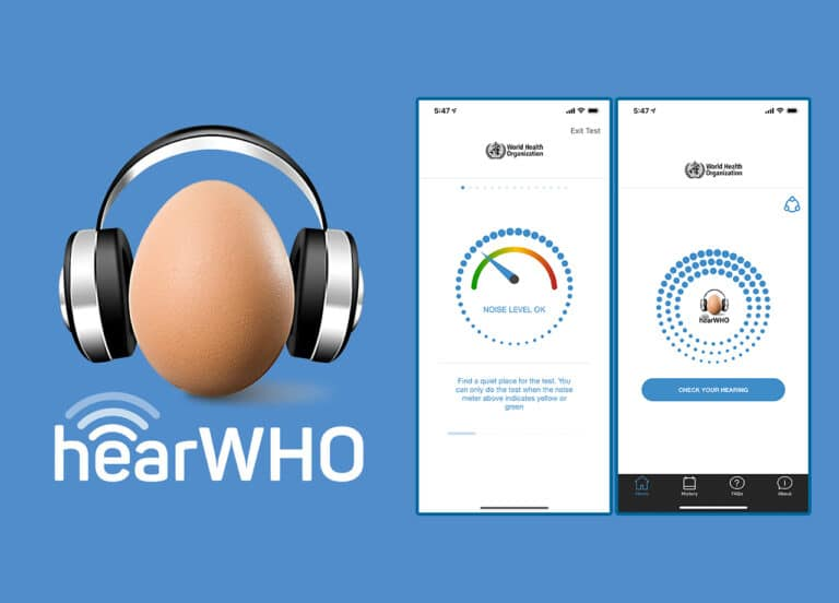 WHO launches smartphone app to screen for hearing loss