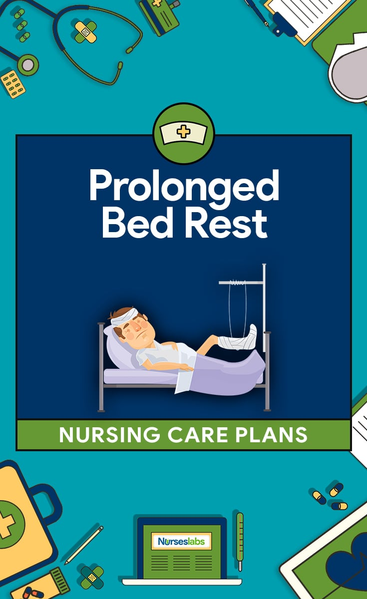 Prolonged Bed Rest Care Plans: 8 Nursing Diagnosis ...