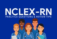 NCLEX-RN Practice Questions and Review Tips