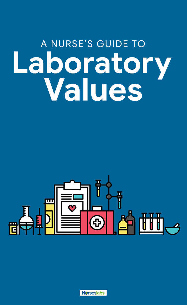 Normal Laboratory Values in Nursing: Guide for NCLEX