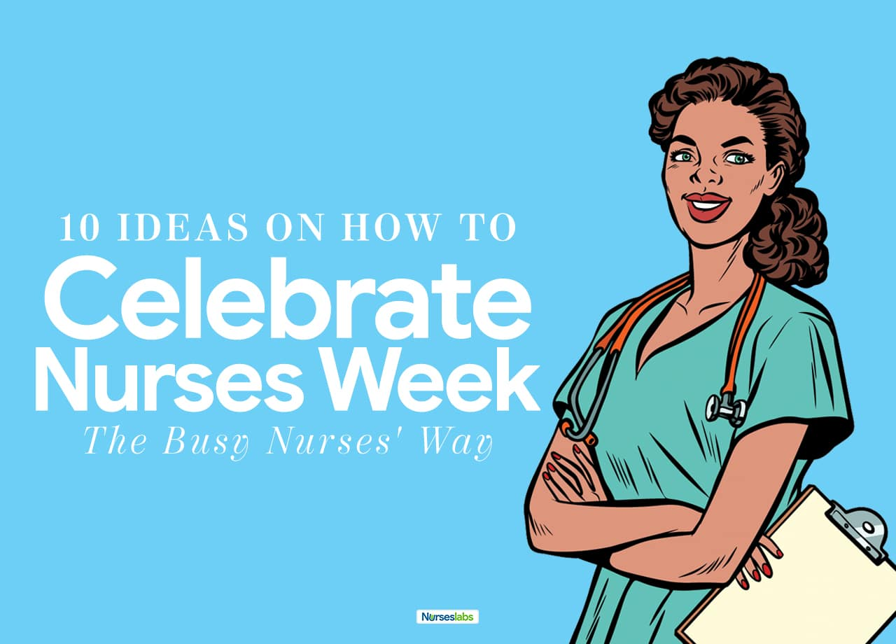 Nurses Week Celebration Ideas