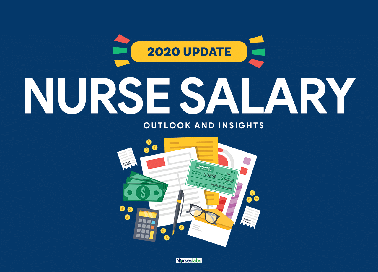 Nurse Salary 2020 How Much Do Registered Nurses Make Nurseslabs
