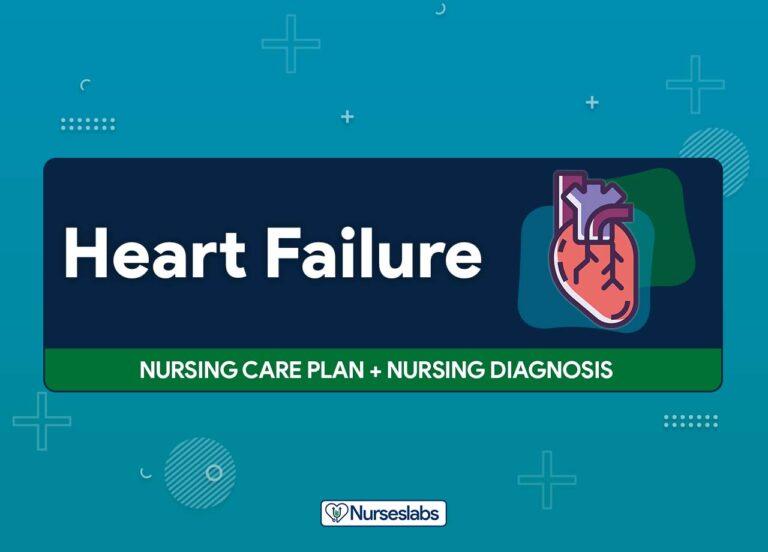 Heart Failure Nursing Care Plans and Nursing Diagnosis