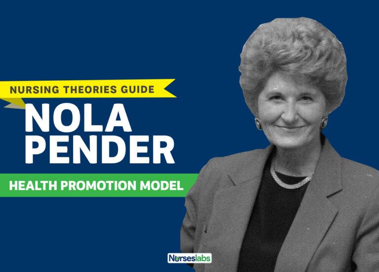 Nola Pender - Health Promotion Model - Nursing Theories Guide