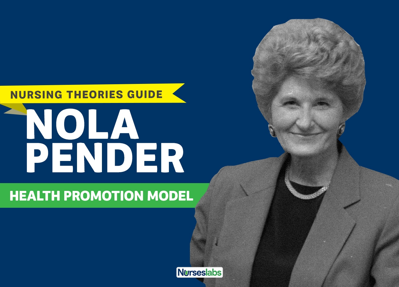 Nola Pender - Health Promotion Model - Nursing Theories Guide