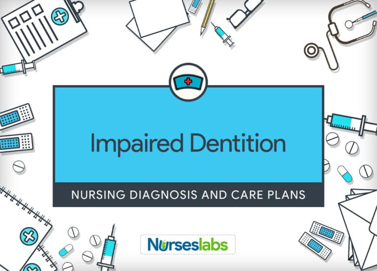 Impaired Dentition Nursing Care Plan and Diagnosis