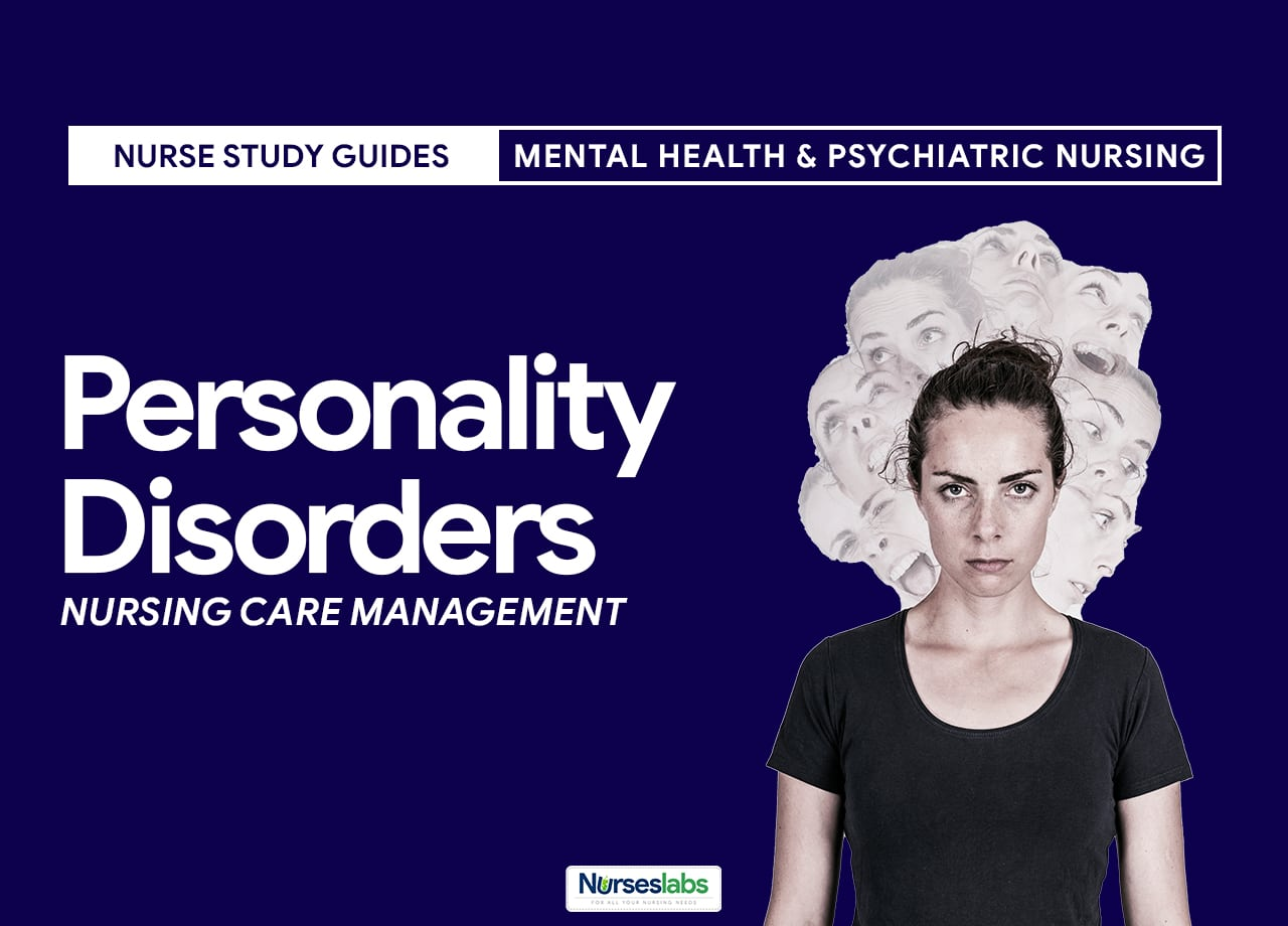 Personality Disorders Nursing Care Management - FT