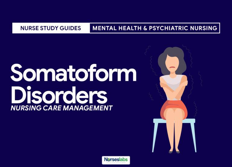 Somatoform Disorders Nursing Care Management (FT)