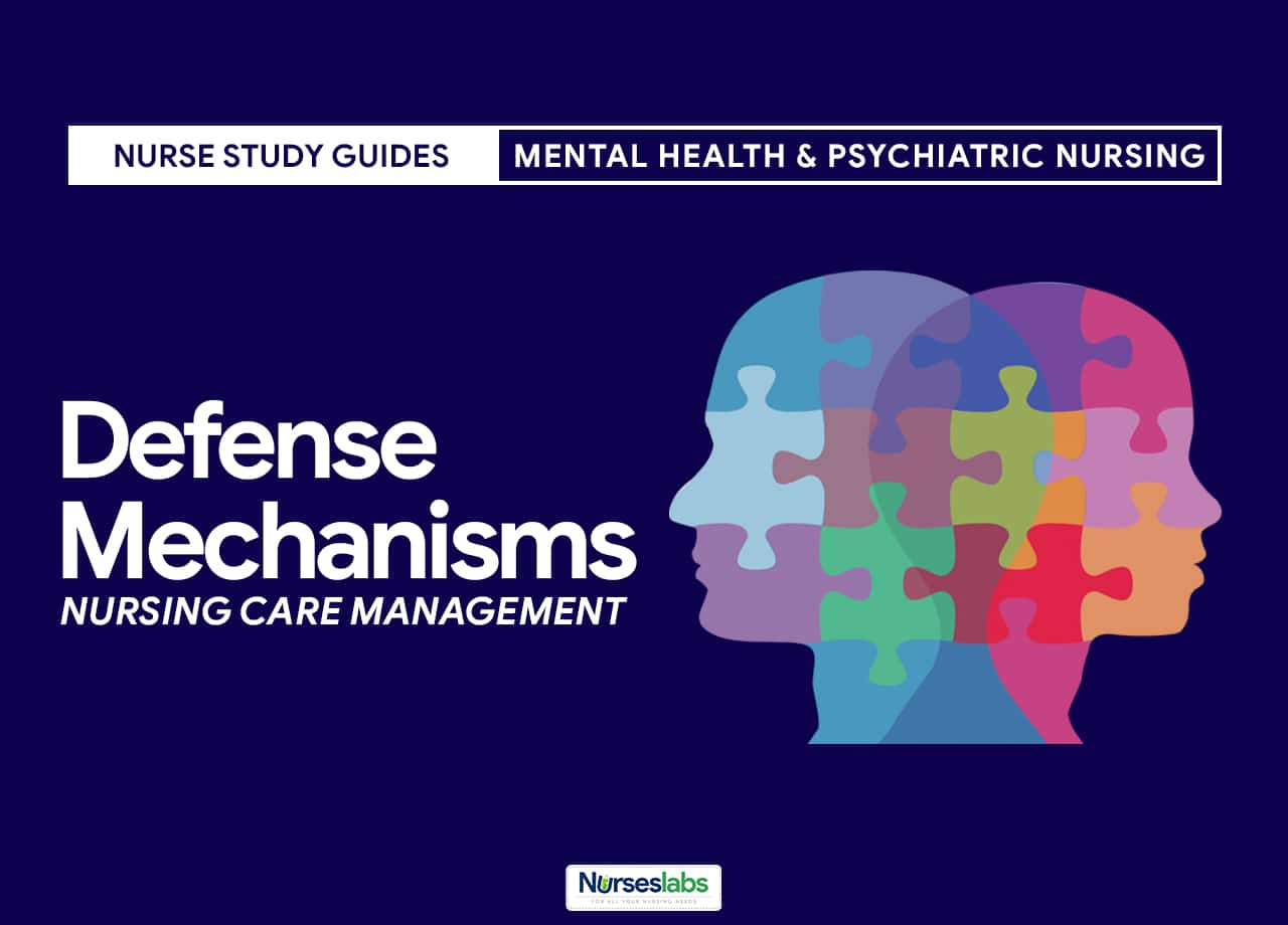 Defense Mechanisms Nurseslabs