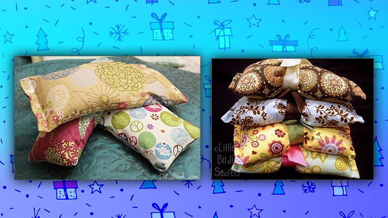 Rice Bag Warmers for Nurses Gift Ideas
