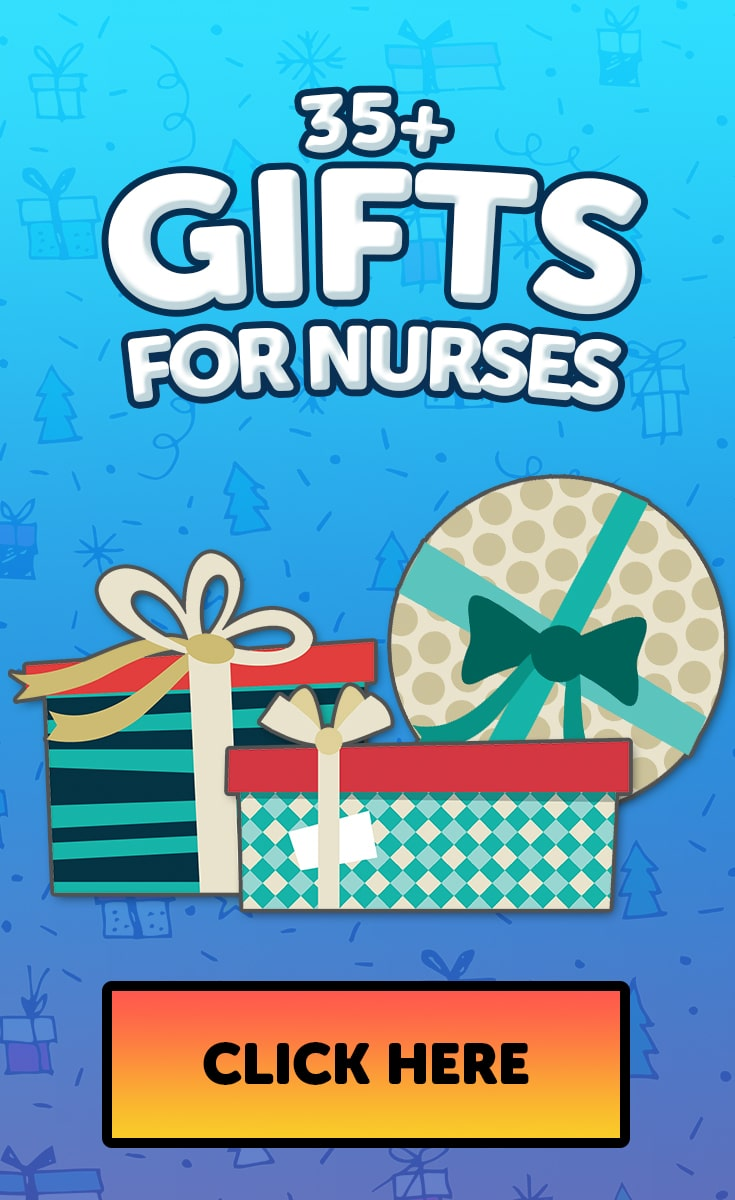 Best Gifts for Nurses Ad