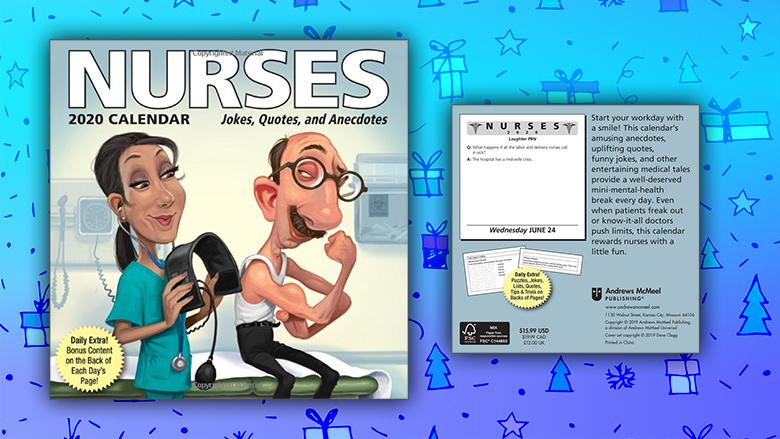 Calendar for Nurses