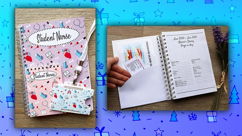 Notebooks and Planners for Nurses