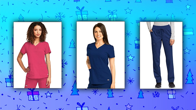 Best Gifts for Nurses-Scrubs