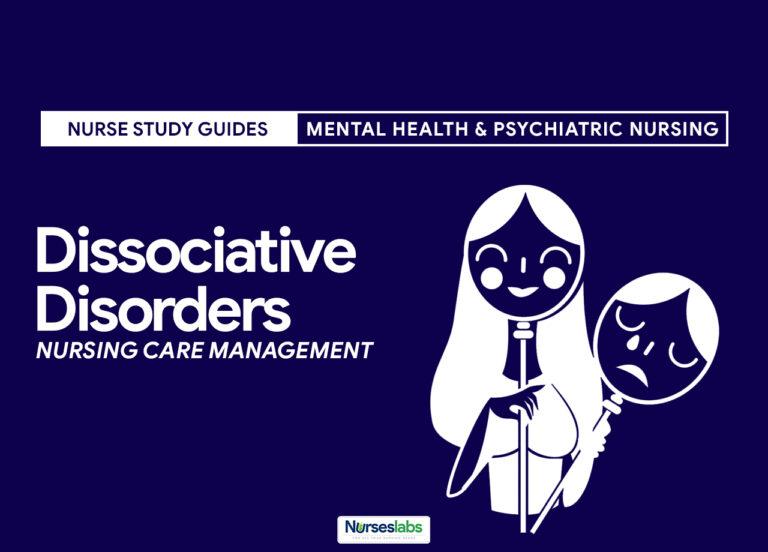 Dissociative Disorders Nursing Care Management