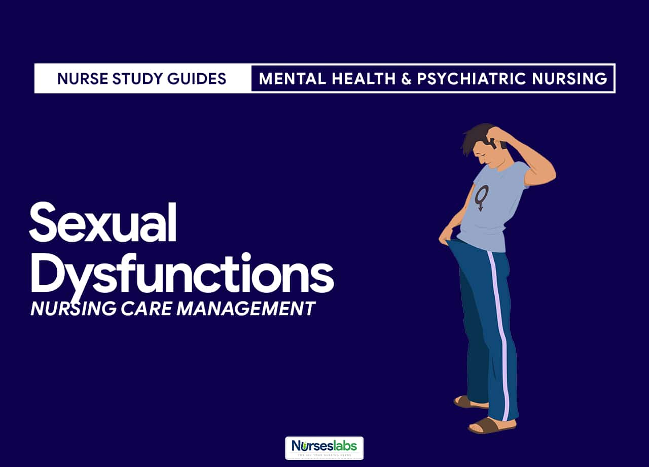 Sexual Dysfunctions, Paraphilias, and Gender Dysphoria