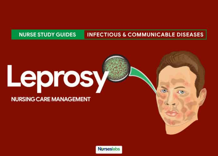 Leprosy Nursing Care Management