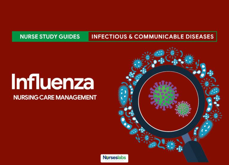 Influenza Nursing Care Management