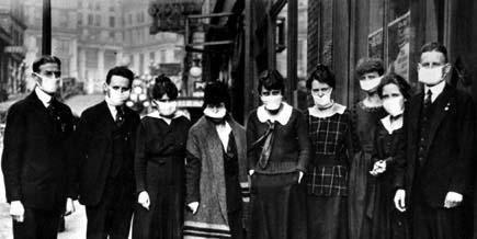 Spanish Flu Pandemic