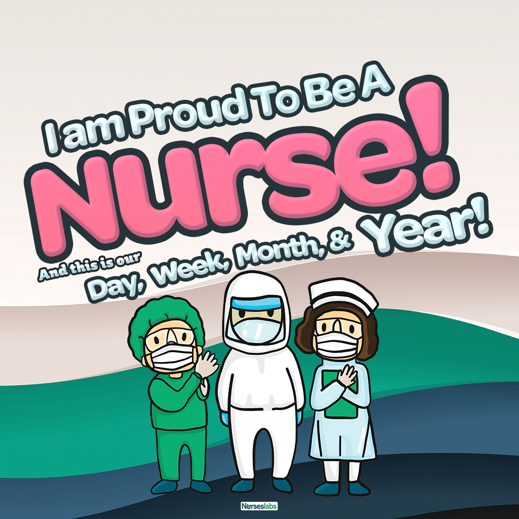 Proud to Be A Nurse: Nurses Week 2020
