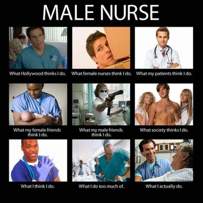 Male Nurse: What They Really Do