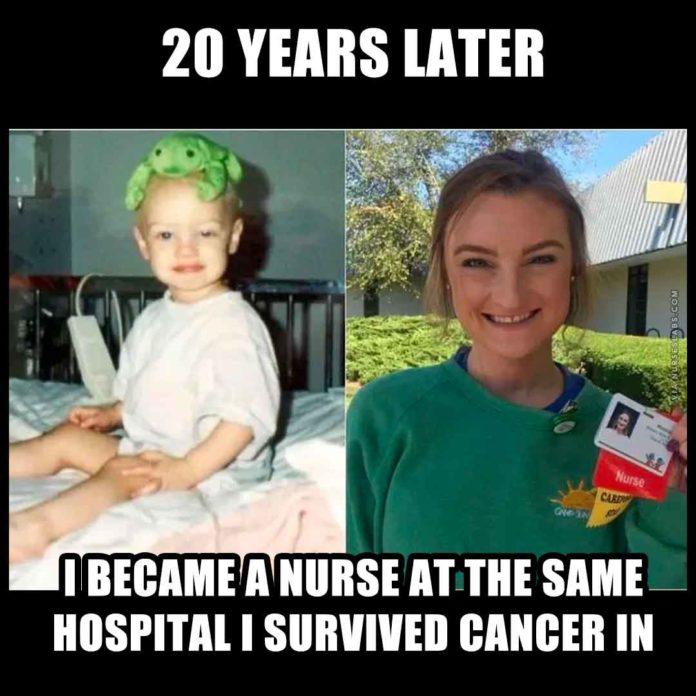 Inspiring Nurse