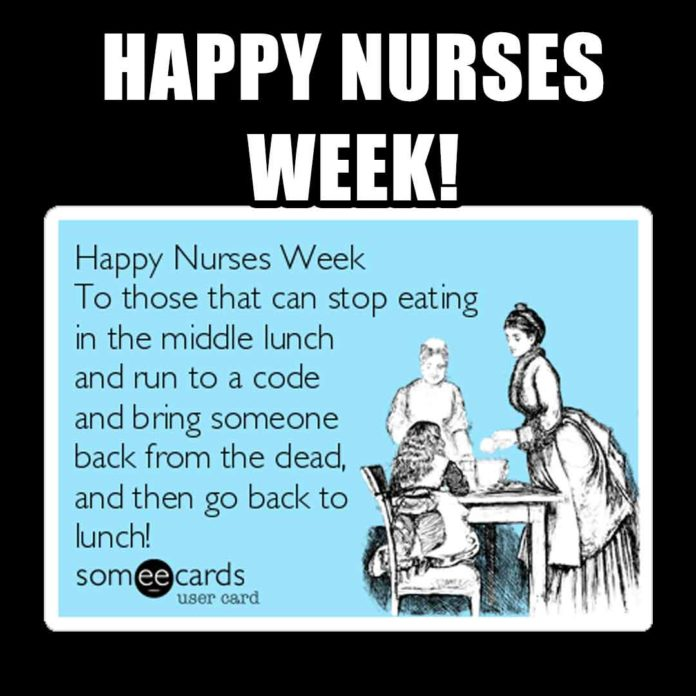 Happy Nurses Week Meme!