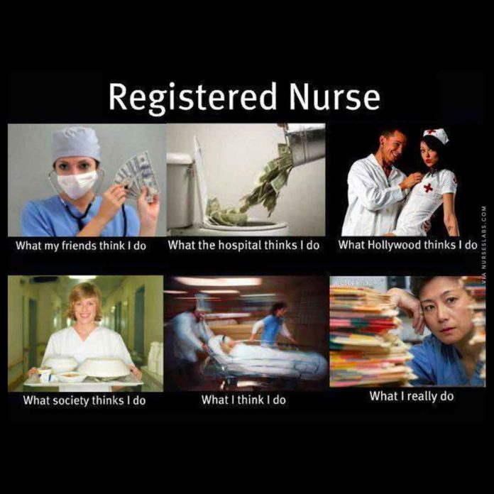 Registered Nurse Meme