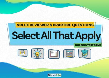 Select All That Apply NCLEX Practice Question for Nursing