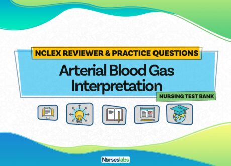 FT-Arterial Blood Gas (ABGs) Interpretation NCLEX Quiz