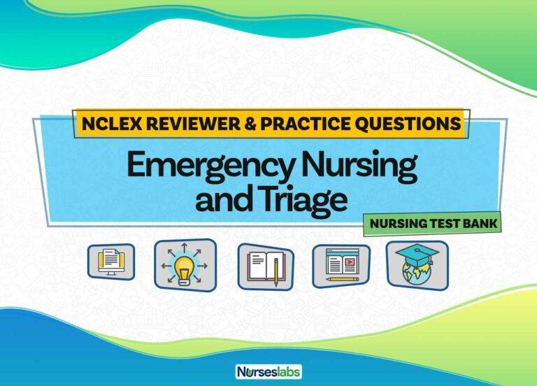 FT–Emergency Nursing and Triage NCLEX Practice Quiz and Questions