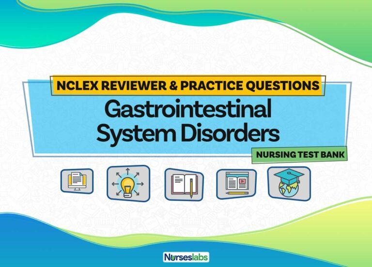 Gastrointestinal System Disorders NCLEX Practice Quiz (50 Questions)