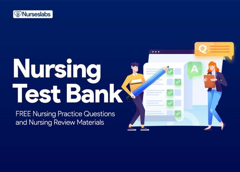 Nursing Test Bank and Nursing Practice Questions for Free