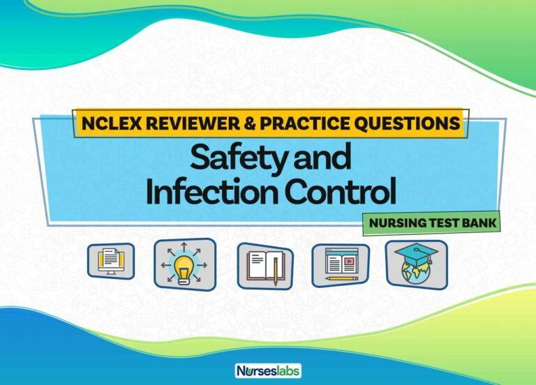 Safety and Infection Control NCLEX Practice Quiz (75 Questions)