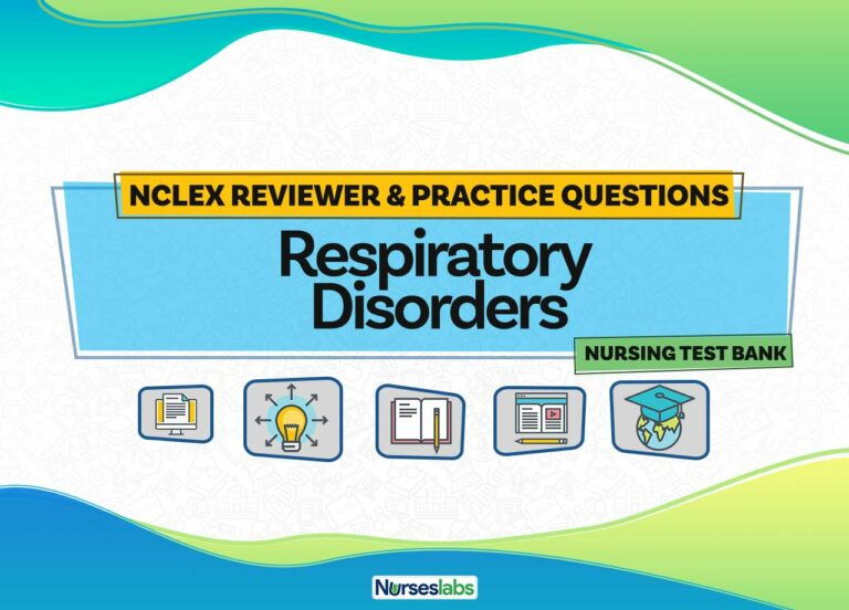 Respiratory System NCLEX Practice Questions and Reviewer (220 Questions)