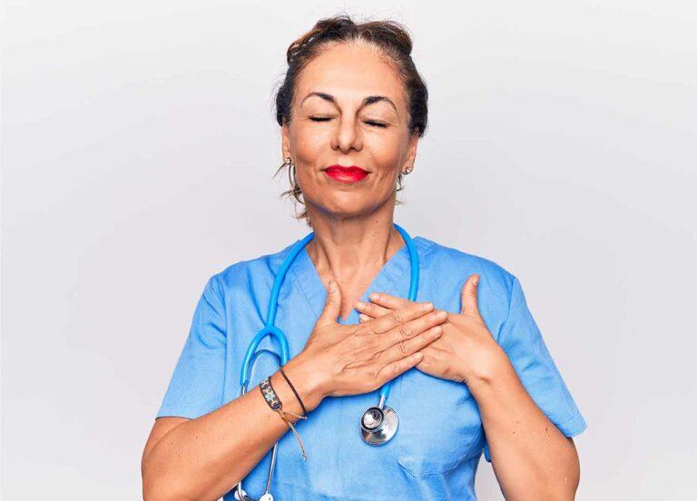 self-compassion nurse